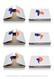 fedex delivery thanksgiving great take on the redesign of shipping boxes to show how fedex