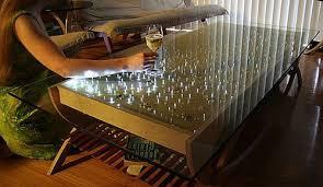 High Coffee Tables 10 High Tech Coffee Tables Neatorama