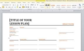 unit plan template lesson organizer prep sheet omg where have you