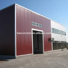 buy steel construction showroom from trusted steel construction