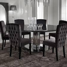 Dining Room Table Contemporary Modern Black Dining Table Contemporary Room Tables With