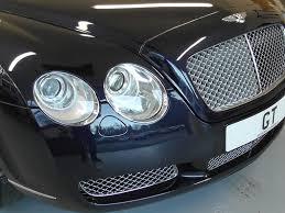 car picker black bentley new used dark sapphire blue met with saffron hide bentley continental