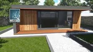 sketchup 8 drawing of home office garden room sip building youtube