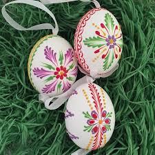 European Easter Egg Decorations by Eastern European Easter Eggs