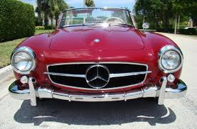 1960 mercedes for sale 1960 mercedes 190sl information and photos momentcar