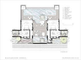 Pool Cabana Floor Plans Two U0026amp Ndash Bedroom Pool Villa Alila Villas Bintan