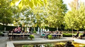 Napa Wedding Venues Beaulieu Garden Napa Wedding Venue