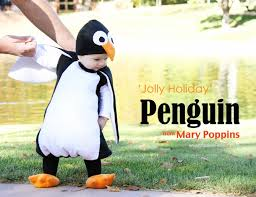 Penguin Costume Halloween Cute Animal Halloween Costume Ideas Kids Penguin Costume