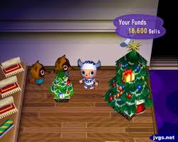 christmas trees on sale animal crossing gamecube pinterest