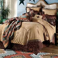 Cowboy Crib Bedding by Western Bedding Starlight Trails Bedding Collection Lone Star
