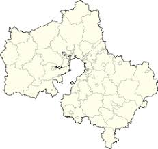 moscow russia map khimki