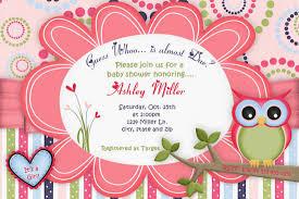 baby girl invitations december 2012 baby shower invitations cheap baby shower