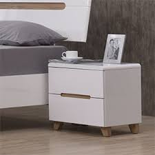 side table for bed siesta bedside table urban ladder