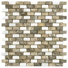 merola tile griselda subway sand 12 in x 12 in x 9 mm natural