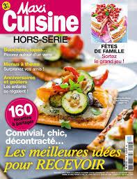 recette maxi cuisine maxi cuisine hors serie n 19 du 03 avril 2017 à télécharger sur