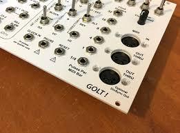 golt light district sequencer