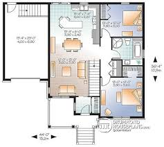 floor plan of a bungalow house house plans with attached garage spurinteractive com
