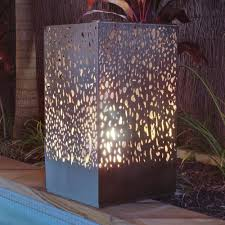 moonlight outdoor lighting ecosmart fire lantern outdoor fireplace ecosmart fire from