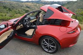 mazda sports car 2017 2017 mazda mx 5 rf review car reviews and news at carreview com