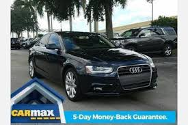 audi tallahassee used audi a4 for sale in tallahassee fl edmunds