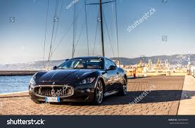 maserati turismo gold muggia italy march 16 2013 photo stock photo 387848467 shutterstock