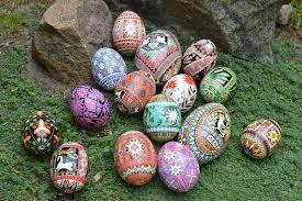 ukrainian easter eggs for sale pysanka ukrainian easter egg painted handmade in canada