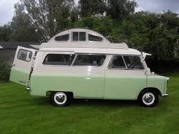 1961 bedford ca calthorpe home cruiser motorhomes i like