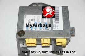2000 honda accord srs light reset honda accord srs airbag module sensor part 77960 s84