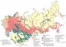 Ethnic Map Usa by Freelang Language Maps