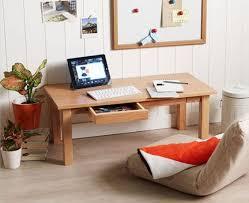 desain meja lesehan memilih meja komputer lesehan dengan desain nyaman wandering