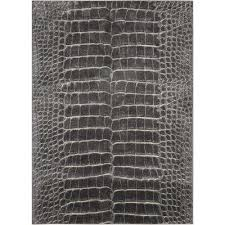 Animal Area Rug Animal Print 5 X 7 Area Rugs Rugs The Home Depot