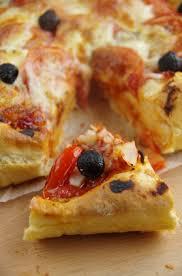 cuisine italienne pizza pizza italienne tomates mozzarella et basilic le de