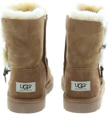 footwears charming ugg slippers for ugg bailey charm ugg boots in chestnut in chestnut