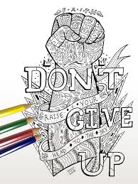 don u0027t give coloring coloring art