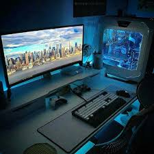 ordinateur de bureau jeux épinglé par freetoplaymmorpgs sur gaming desks ordinateurs