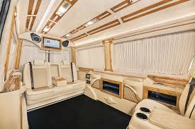 lexus luxury van mercedes benz sprinter klassen luxury vip vans cars