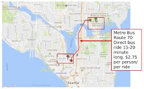 seattle map discovery park cns 2018 lodging info