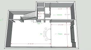 how to design a basement floor plan basement layout design basement plans ideas basement