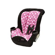 pink convertible cars car seats disney baby
