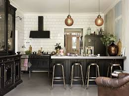 furniture in kitchen a healthy dose of drama kitchens that use antique furniture in lieu