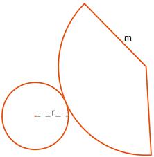 fläche kegel volumen und oberfläche kegeln lernen