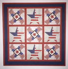 Flag With Four Red Stars Made By Marney Page 7 Of 8 Pattern Designer