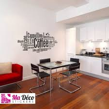 Coffee cheap Wall Stickers discount wall stickers madeco stickers