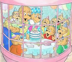 berenstain bears thanksgiving the berenstain bears home facebook