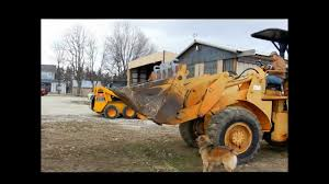 1971 allis chalmers 545h shell loader for sale sold at auction