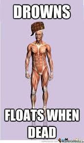 Body Meme - scumbag body by santaggg meme center