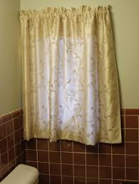 100 small bathroom window curtain ideas makeovers and cool