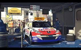 peugeot 207 rally kubica peugeot 207 mesa u0027s artworks
