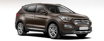 hyundai santa fe colours guide and prices carwow