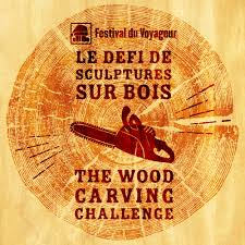 wood carving images wood carving challenge festival du voyageur